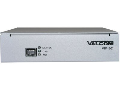 Valcom Networked Page Zone Extender