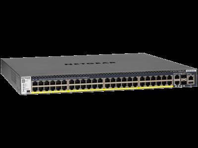 Netgear ProSAFE M4300-52G-PoE 550W PSU Switch