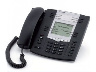 Aastra 6753i IP Phone with Power Supply