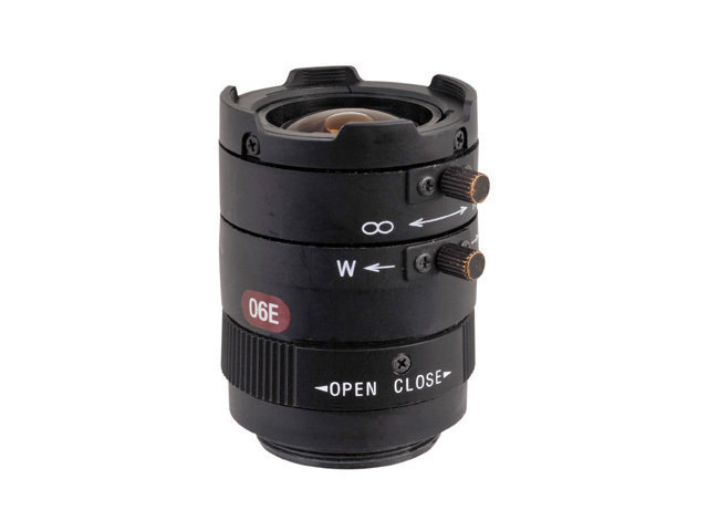 Brickcom 2.2x Vari-focal Lens (DC Iris)