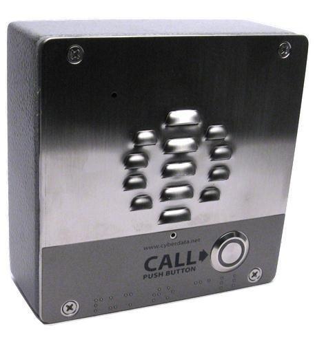 CyberData 011186 V3 VoIP Outdoor Intercom