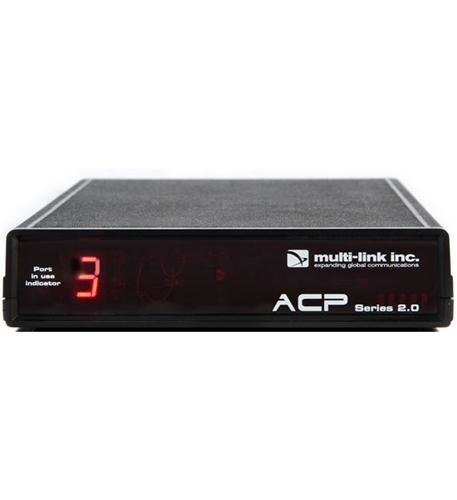 Multi-Link Line Sharing 3 Port Call Router