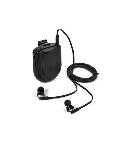 Atlantic Horizon UNI-PAL Portable Audio Listener With Earbuds