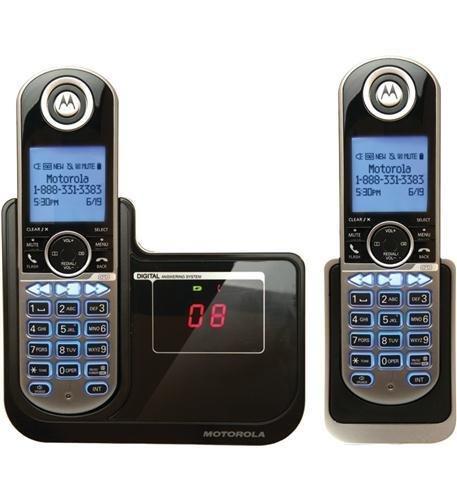 Binatone/Motorola P1002 2 Handset Cordless DECT