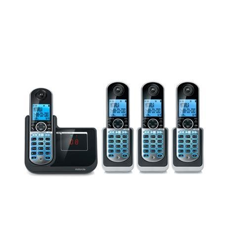 Binatone/Motorola P1004 Motorola Cordless 4-Handsets