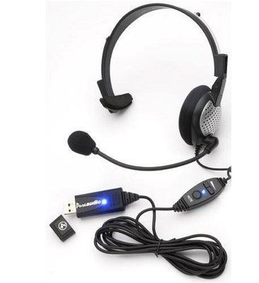 Andrea Communications NC181VMUSB USB High Quality Digital Monural Headset