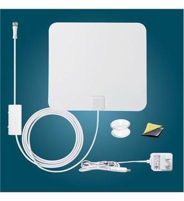 Antop 100B HDTV Indoor Paperthin Amp TV Antenna