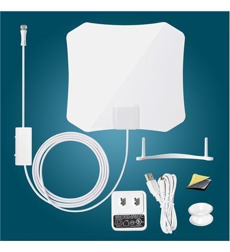 Antop 132B Paper Thin TV Antenna With Smart Pass