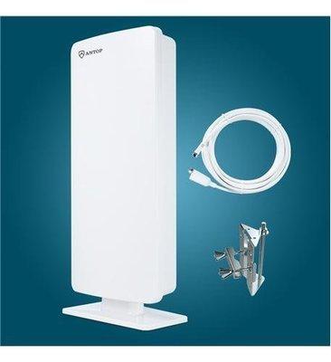 Antop 400 Flat-panel Outdoor/Indoor HD TV Antenna