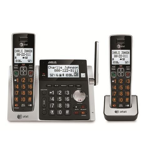 AT&T CL83213 2 Handset Answering System with CID
