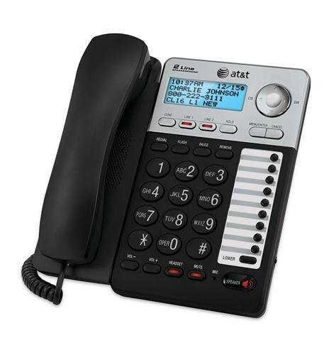 AT&T ML17929 2-Line Speakerphone with Caller ID/CW