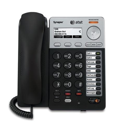 AT&T SB35025 Syn248 Basic Deskset with DECT