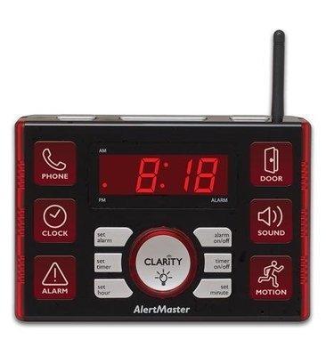 Clarity 52510-100 AL10 Alert Master with Door Knock
