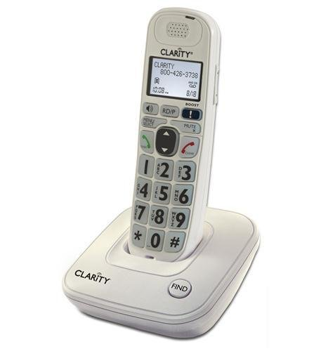 Clarity D702 Amplified Low Vision Expandable Cordless