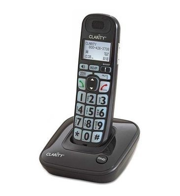 Clarity D703 Amplified Cordless BLACK 53703.000