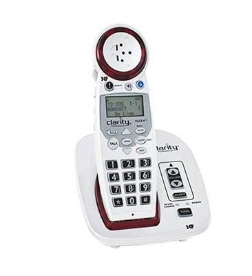 Clarity XLC3.4 + 59234.001 Amplified Cordless Phone