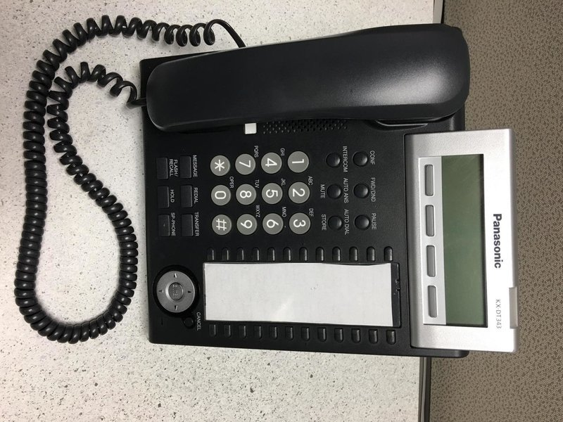 Panasonic KX-DT343 Phone Refurbished