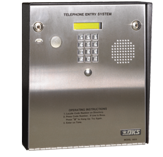 Doorking 1803 Entry System