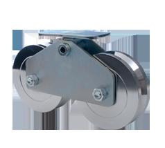 Doorking 1201-210 V-Wheels