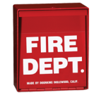 Doorking 1400-080 Fire Department Lock Box Padlock