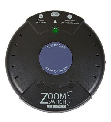 ZOOM ZMS10-C ZoomSwitch Headset Accessory
