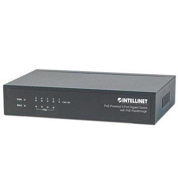 Intellinet 561082 5 Port Gigabit Swtich
