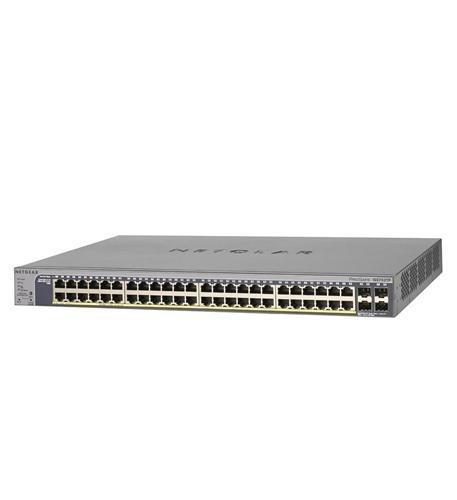 Netgear GS752TP-100NAS 48 Port Gigabit Smart Switch PoE