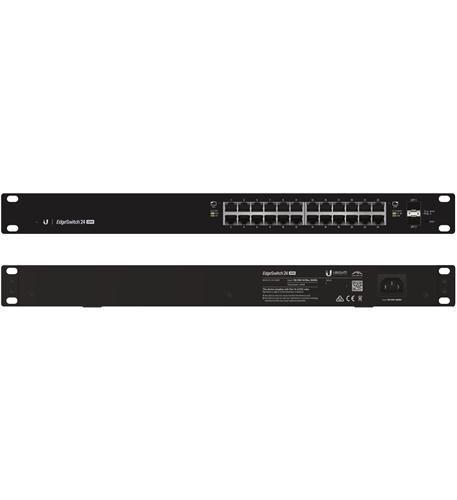 Ubiquiti ES-24-250W Edgeswitch 24 (250W),SFP Ports,26GBPS,ra