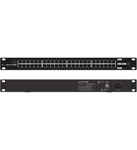 Ubiquiti ES-48-500W Edgeswitch 48,500W,70gbps,2 SFP(+) ports