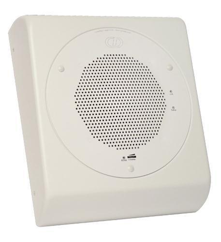 CyberData  011151 Wall Mount Adapter - Gray White