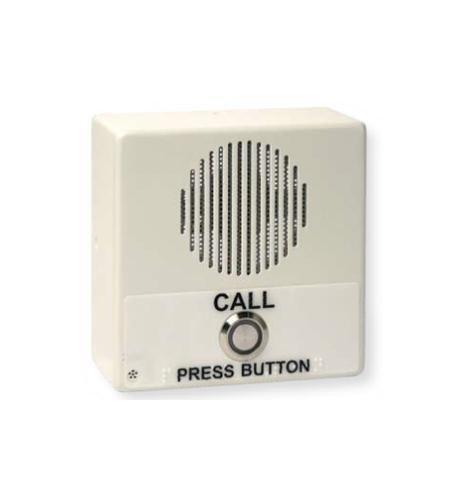 CyberData  011211 VoIP V3 Indoor Intercom WHITE