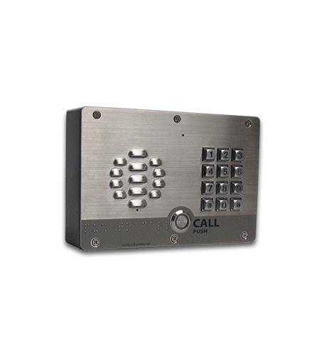 CyberData  011214 VoIP Outdoor Intercom w/ Keypad