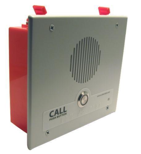 CyberData 011272 SIP Indoor Intercom Flush Mount