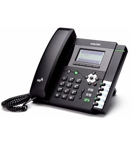 HTek Entry Level IP Telephone with POE