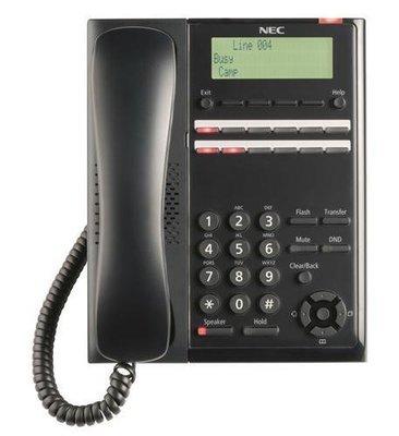 NEC SL1100 BE117451 SL2100 Digital 12-Button Telephone (BK)