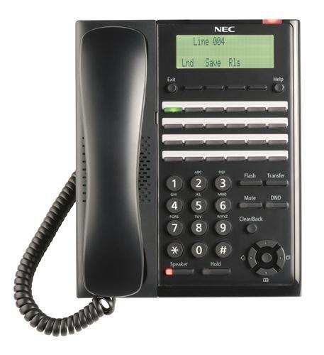 NEC SL1100 BE117452 SL2100 Digital 24-Button Telephone (BK)