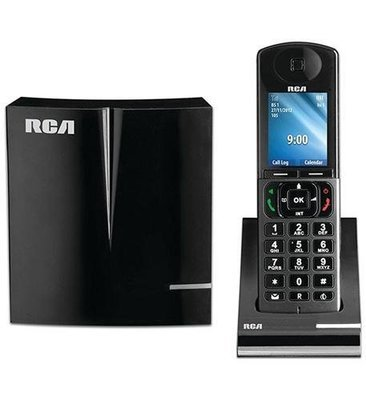 Telefield N.A. RCA-IP160S Cordless VoIP, 6-Line app., with Service