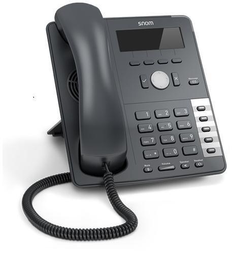 Snom 821-BK 802.11 Wireless Phone Black 2346