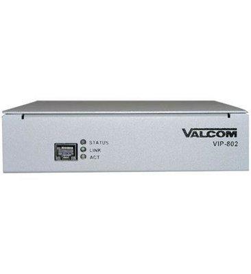Valcom VIP-802A Dual Enhanced Network Audio