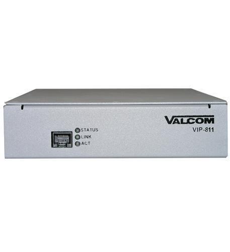 Valcom  VIP-811 Enhanced Network Station Port