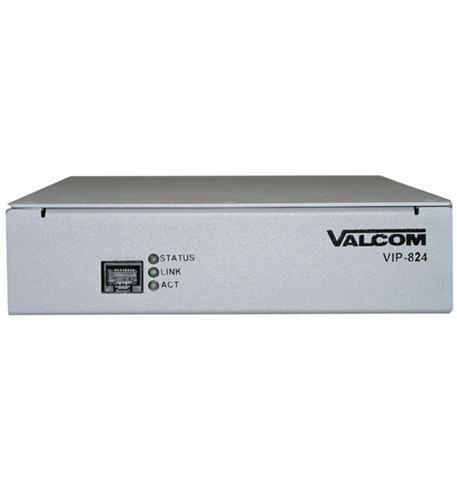 Valcom VIP-824 Quad Enhanced Network Trunk Port