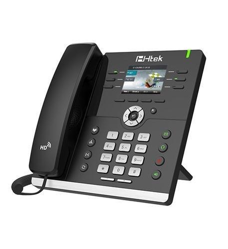 HTek UC923 Gigabit Color IP Phone