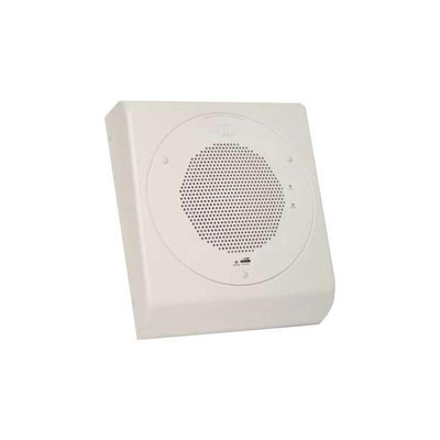 CyberData Wall Mount Speaker Adapter - Signal White (011152)
