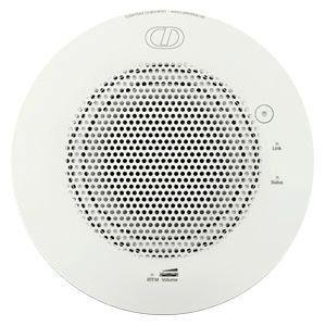 Cyberdata VoIP Syn-Apps enabled Speaker - Gray White (011104)