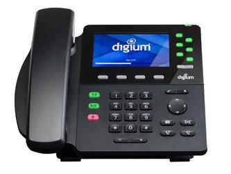Digium D65 Phone (w/o power supply) (Icon)