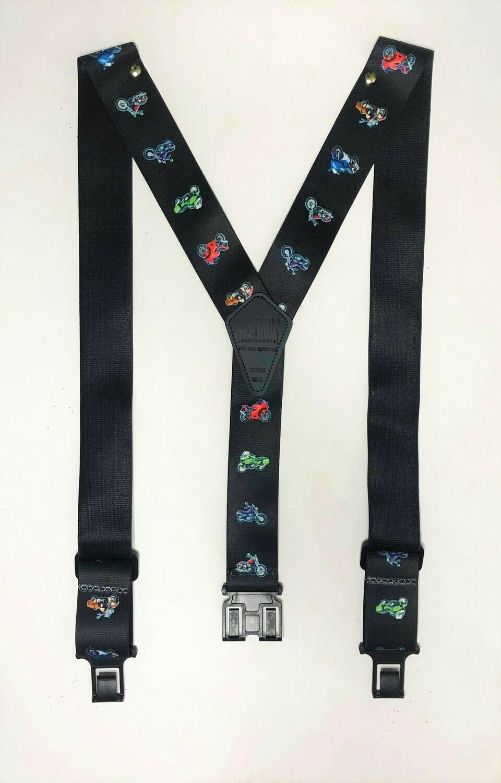 Motorcycle Suspenders
