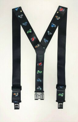 Motorcycle Suspenders