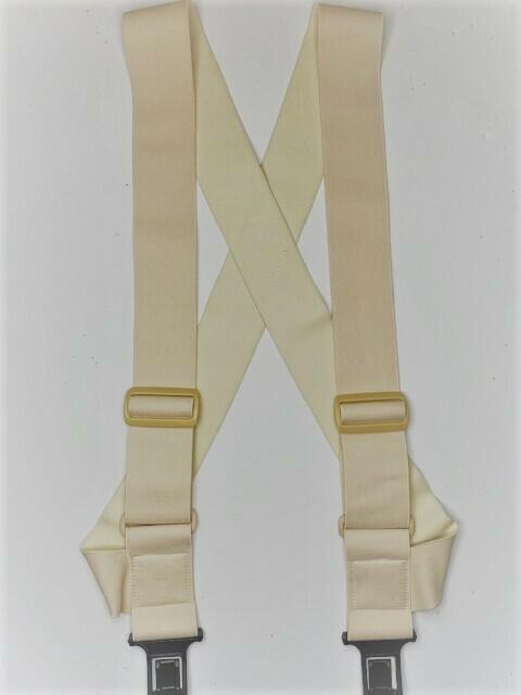 uBEE Perry Suspenders - Undergarment - Beige