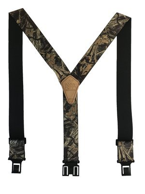 Camouflage Perry Suspenders - Max 4