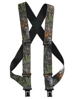uBEE Perry Suspenders - Mossy Oak Break-up